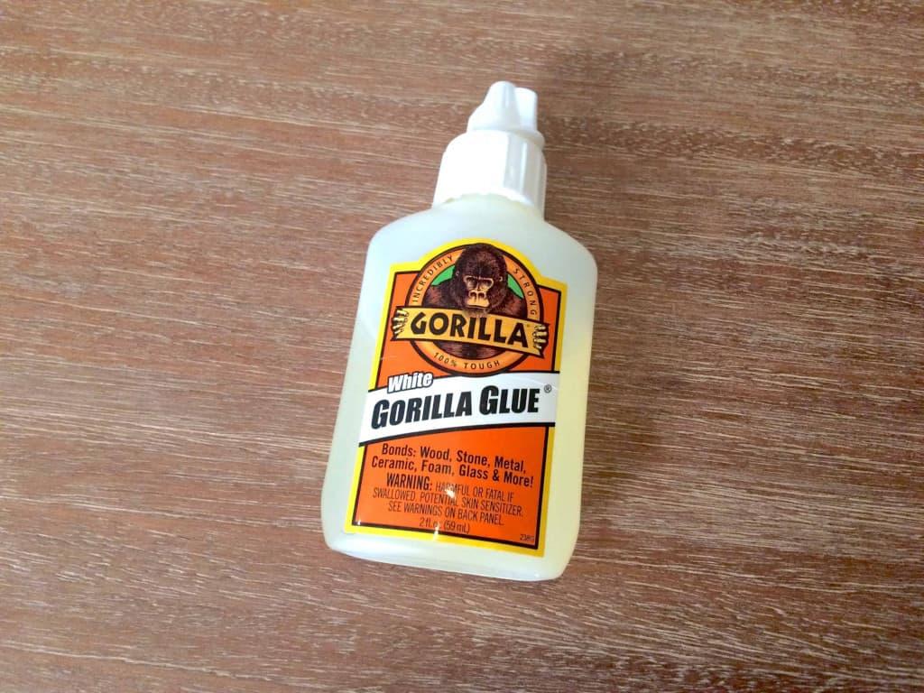 Gorilla Glue - White - Leather Glue - Liberty Leather Goods