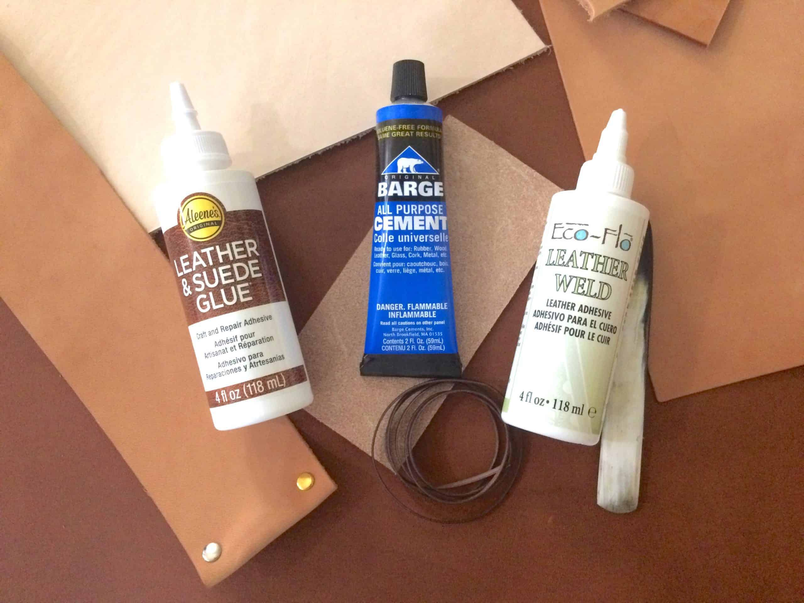 The Best Leather Glue Adhesives When To Use Them