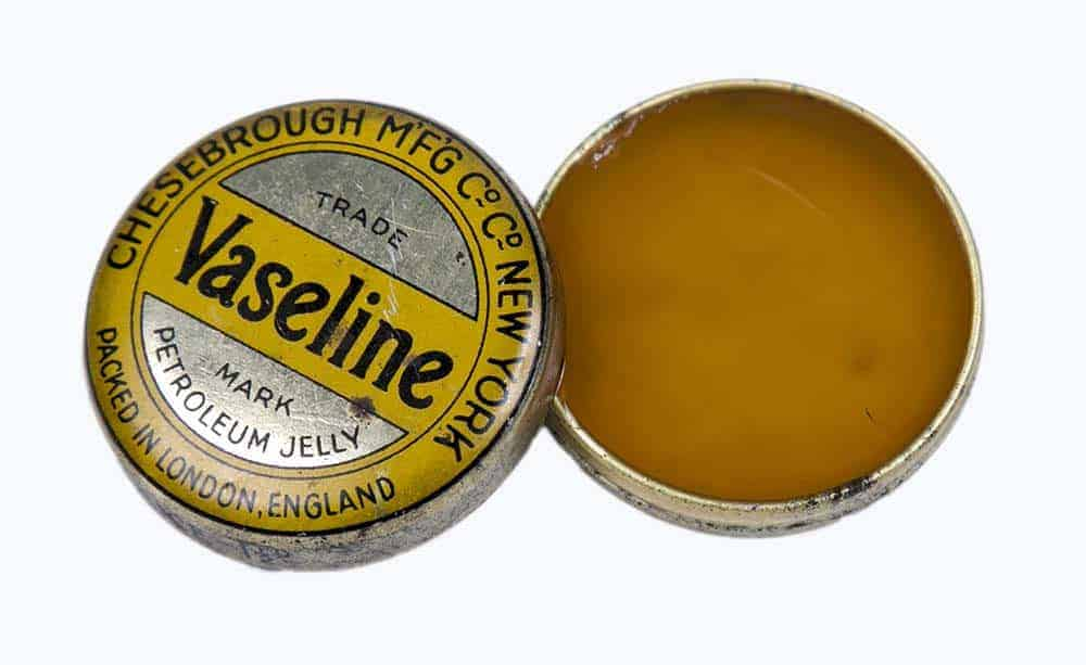 Vaseline Petroleum Jelly - Leather Oil - Liberty Leather Goods