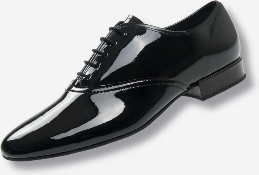Patent Leather Dress Shoes - Liberty Leather Goods