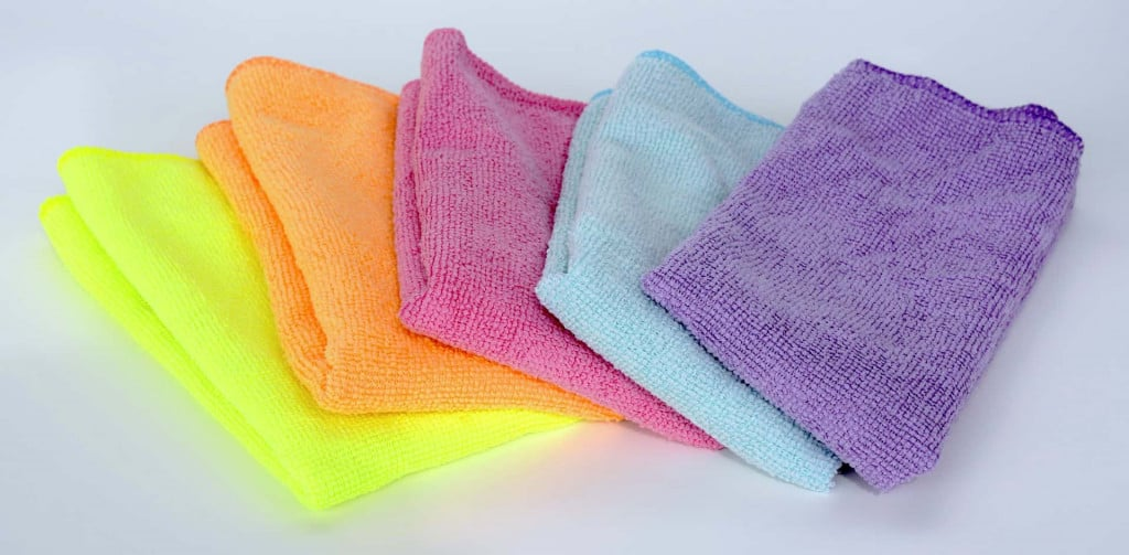 Micro Fiber Cloths for Leather Cleaner - Liberty Leather Goods