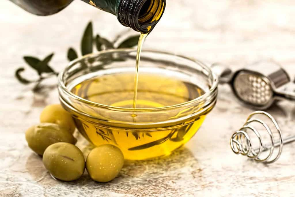 Olive Oil - Liberty Leather Goods