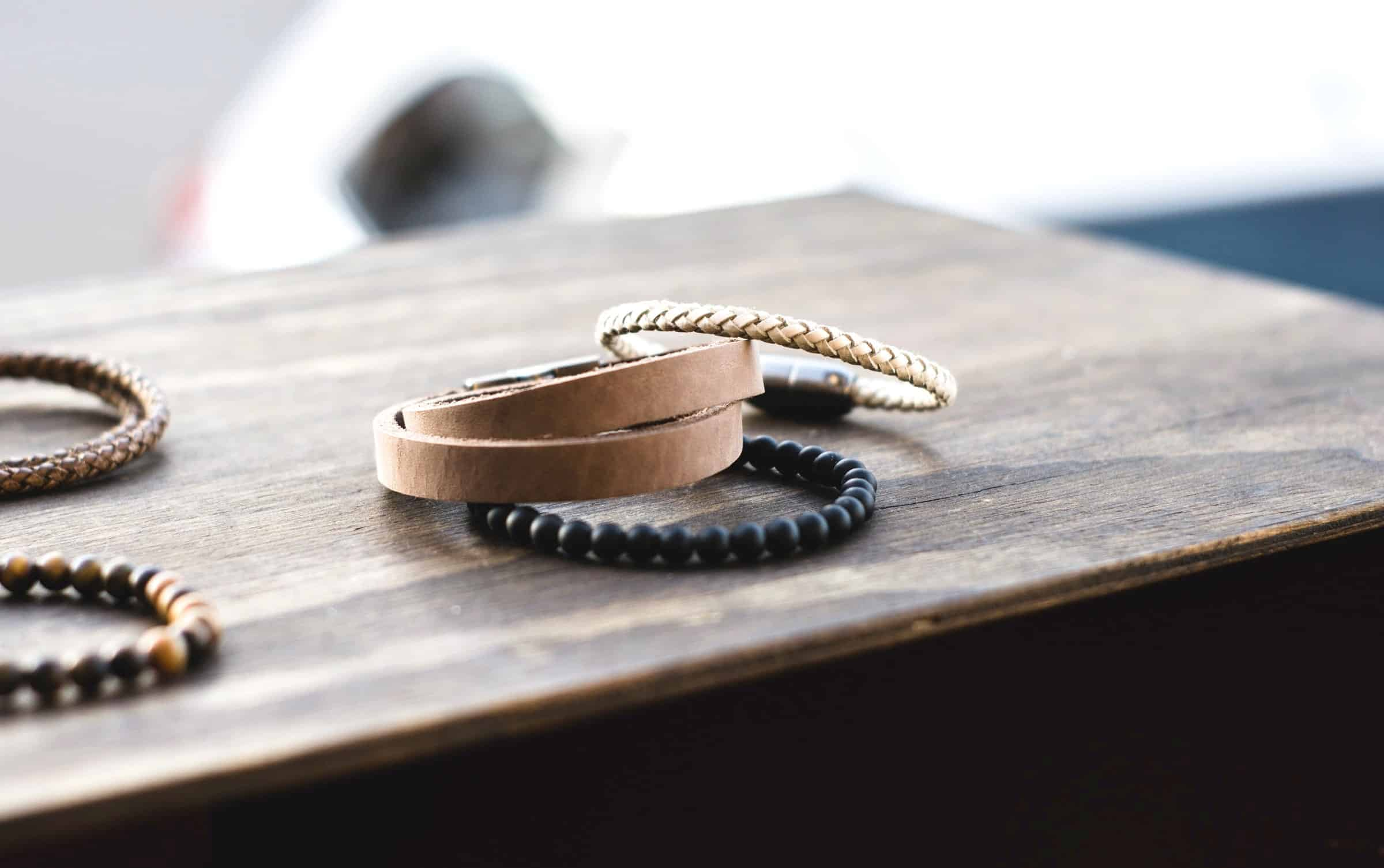Leather Rings - Liberty Leather Goods